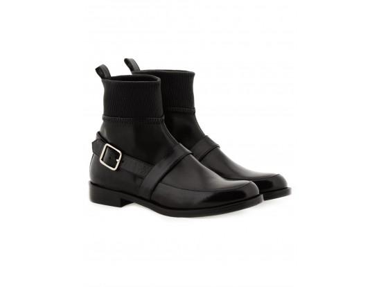 NURSACE Ботинки кожа  BUFFALO и NAPA STREC B27604