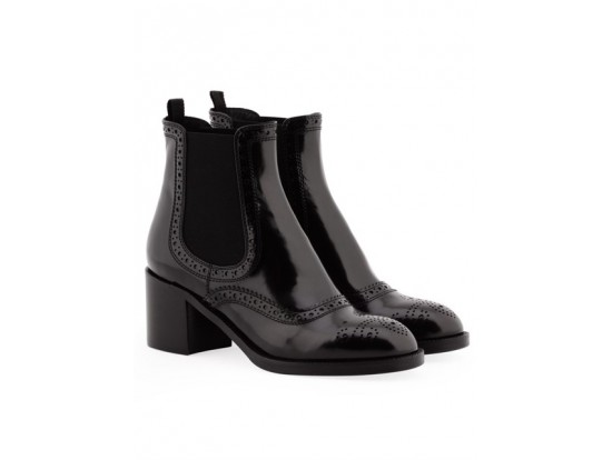 NURSACE Ботинки мех,кожа BUFFALO B58305-1