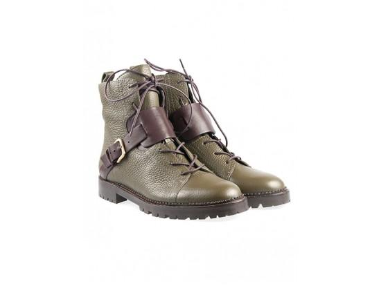 NURSACE Ботинки деми,кожа TOGO  B62639