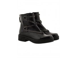 NURSACE Ботинки на меху,кожа BUFFALO B62314