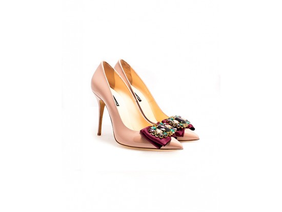элегантные туфли на каблуке в интернет-магазине