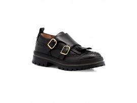 NURSACE  Туфли - монки,кожа  EVERGRAIN  А65017
