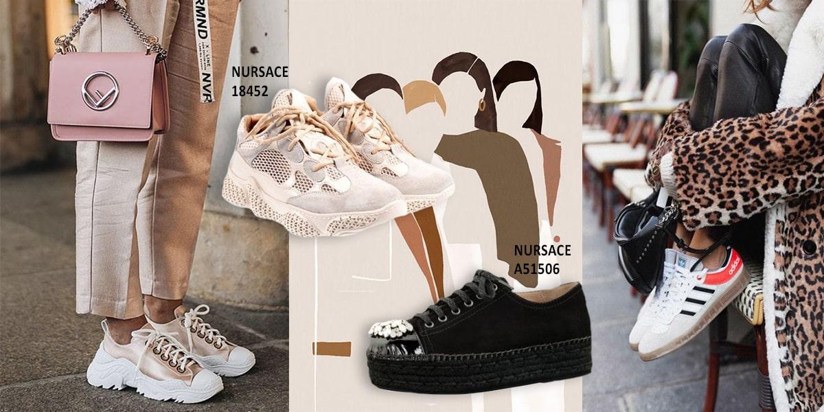 Шнурока обуви