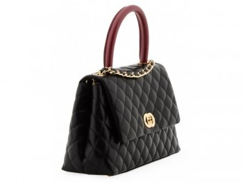 Женская кожаная сумка Нурсаче